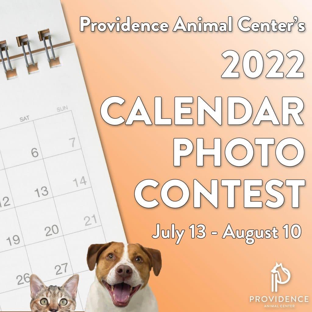 Calendar contest social gaphic